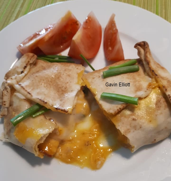 Welp WRAPS WITH EGG AND CHEESE IN FOIL - Your Recipe Blog OV-53